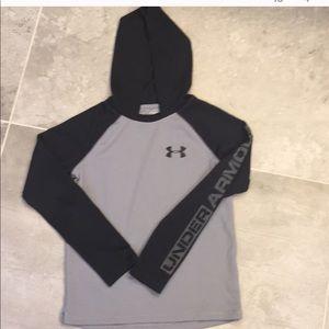 Under Armor Boys hoodie